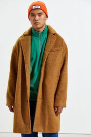 UO Relaxed Wool Topcoat