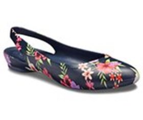 Women's Crocs Eve Printed Slingback