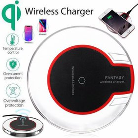 Wireless Charger Ultra Thin Fast Charging Pad for  on sale at Walmart