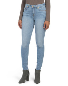 7 FOR ALL MANKIND High Waisted Gwenevere Skinny Je