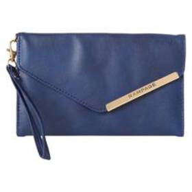 Womens Rampage Envelope Flap 2-in-1 Wristlet
