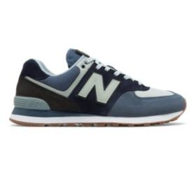 New balance Men's 574 Military Patch