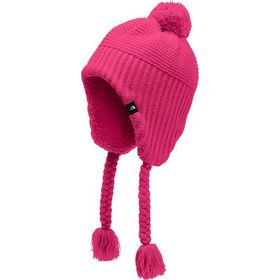 The North Face Purrl Stitch Earflap Beanie - Girls