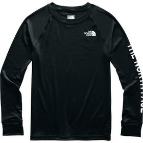 The North Face Poly Warm Crew Top - Boys'