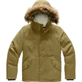 The North Face Greenland Hooded Down Parka - Girls
