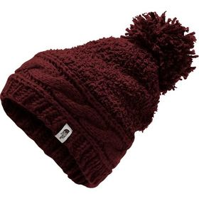 The North Face Mixed Stitch Pom Beanie - Women's