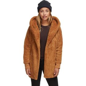 The North Face Campshire Fleece Wrap Jacket - Wome