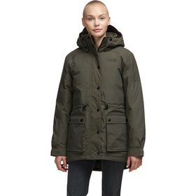 The North Face Reign On Down Parka - Women's