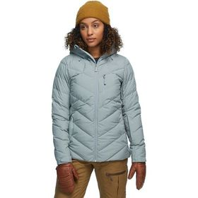 The North Face Corefire Hooded Down Jacket - Women