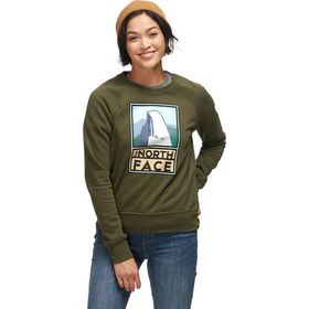 The North Face Bottle Source Crew Sweatshirt - Wom
