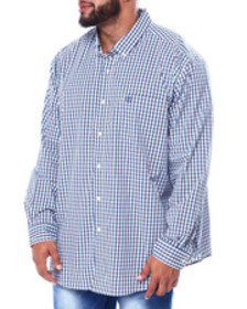 Chaps stretch easy care h-ec stretch-l/s sleeve-sp