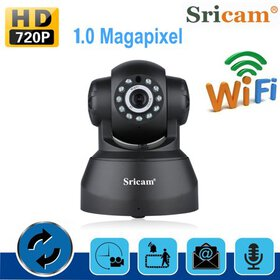 720P Network Infrared Wireless IP Camera H.264 WIF