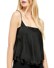 Free People - Turn It On Embellished Camisole