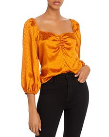 GUESS - Seever Blouson-Sleeve Top