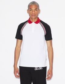 Armani SHORT-SLEEVED POLO SHIRT