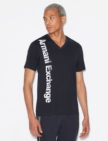 Armani V-NECK REGULAR FIT T-SHIRT