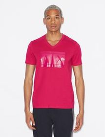 Armani V-NECK SLIM-FIT T-SHIRT