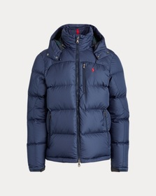 [object Object] Water-Repellent Down Jacket