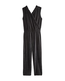 Splendid - Girls' Velour Corduroy Jumpsuit - Big K