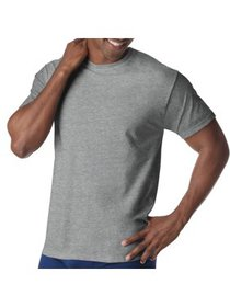 Men's Big & Tall X-Temp Dyed Crew T-Shirts, 4 Pack