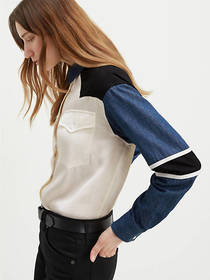 Levi's Western Mix Up Top