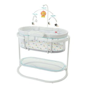 Fisher-Price Soothing Motions Bassinet with Dual-M