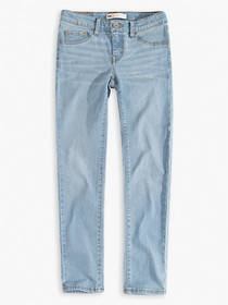 Levi's Big Girls 7-16 710 Ankle Super Skinny Jeans