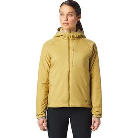 Mountain Hardwear Kor Strata Hooded Jacket - Women