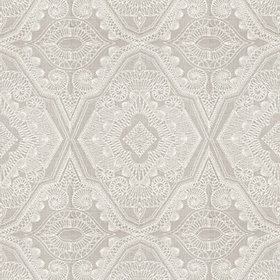 Henderson Pearl Gray Fabric by the Yard
