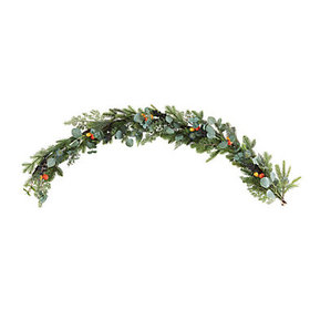Citrus Thistle Garland