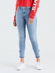 Levi's 721 High Rise Skinny Women's Jeans with Ank