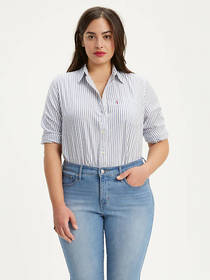 Levi's Relaxed Fit Shirt (Plus Size)