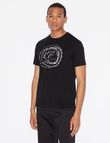 Armani REGULAR-FIT PIMA COTTON TEE