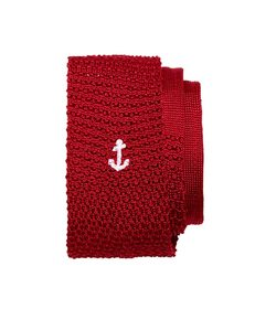 Brooks Brothers Anchor Knit Tie