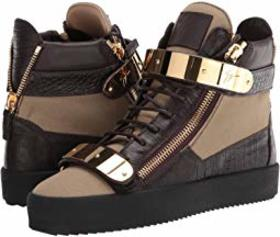 Giuseppe Zanotti May London High Top Embroidered S