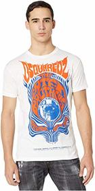 DSQUARED2 Psychedelic Jersey T-Shirt