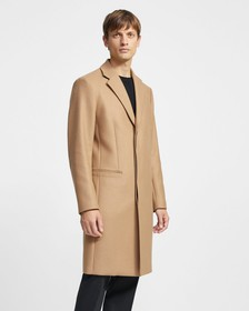 Traceable Melton Monroe Coat