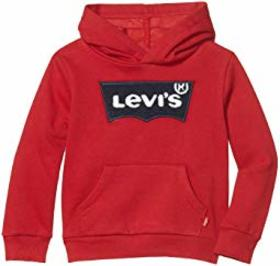 Levi's® Kids Chenille Batwing Hoodie (Toddler)