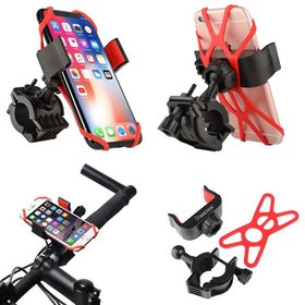 Insten Bike Phone Mount Holder Bicycle Cell Phone