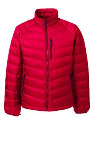 Lands End Men's Tall 800 Down Packable Jacket