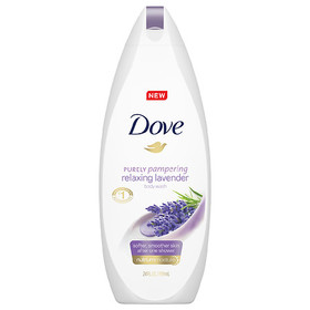 Dove Relaxing Lavender Body Wash