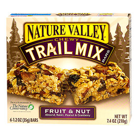 Nature Valley Chewy Trail Mix Bars