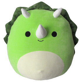 Squishmallow Green Triceratops 16 Inch
