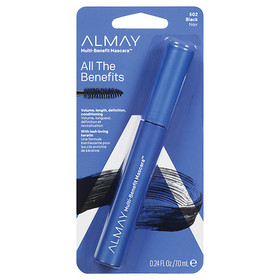 Almay One Coat Multi-Benefit Mascara Black NWP