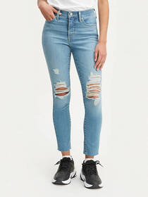 Levi's 310 Shaping Super Skinny Ripped Women's Jea
