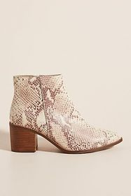 Anthropologie Seychelles Occasion Ankle Boots