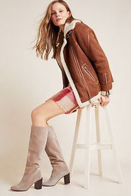 Anthropologie Dolce Vita Cormac Knee-High Boots