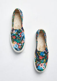 Keds Keds Garden Gathering Slip-On Sneaker Multico