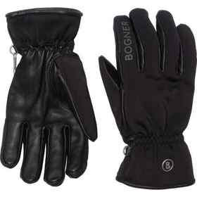 Bogner Black Jerry PrimaLoft® Leather Accent Winte