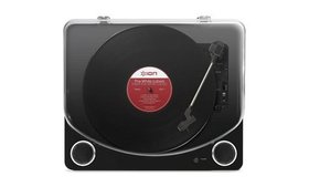 Ion Max LP 3 Speed Conversion Turntable Stereo Spe